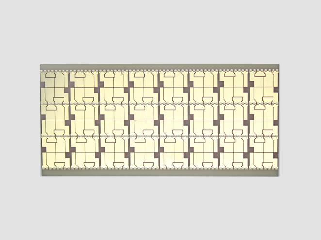 氮化铝陶瓷基板样板
