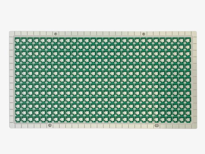 0.635mm氧化铝陶瓷电路板