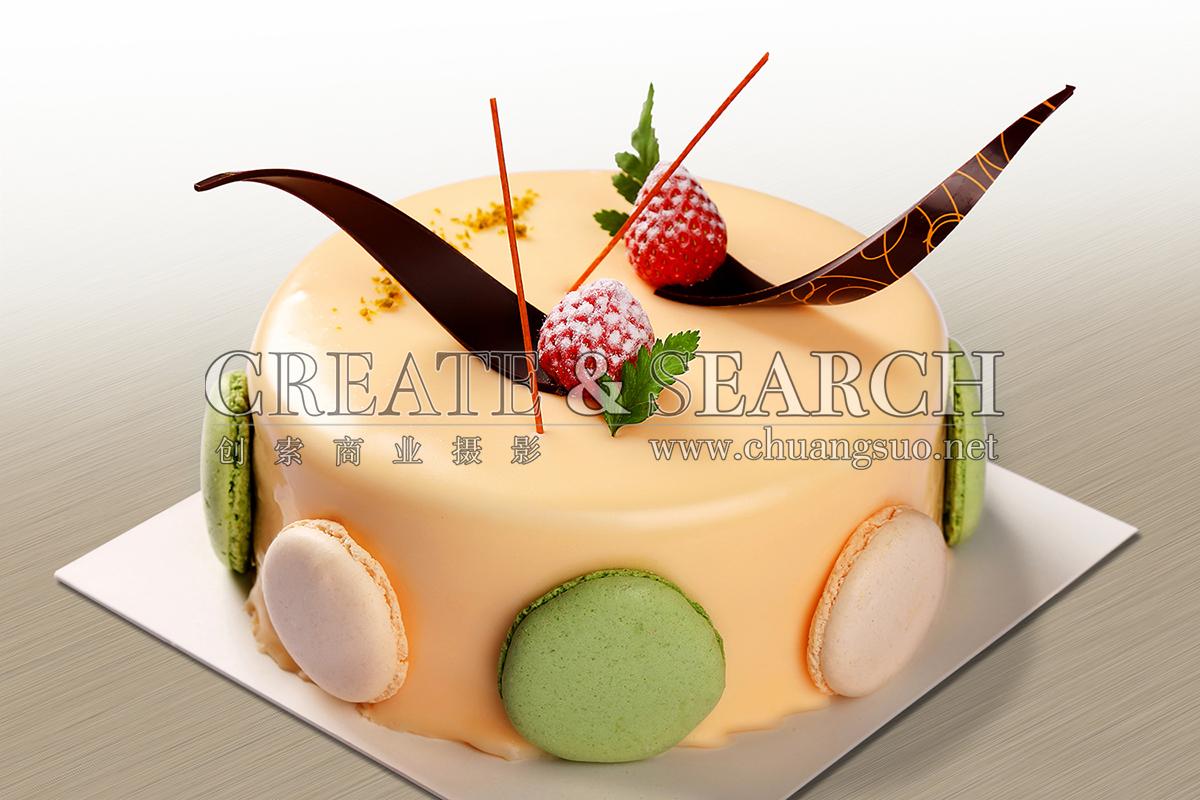 上海甜品摄影