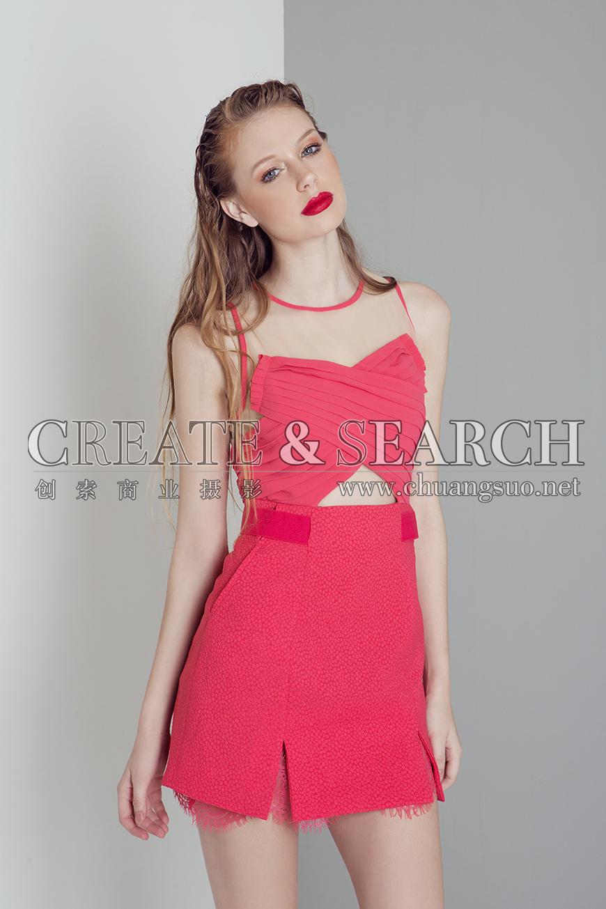 上海服装拍摄公司