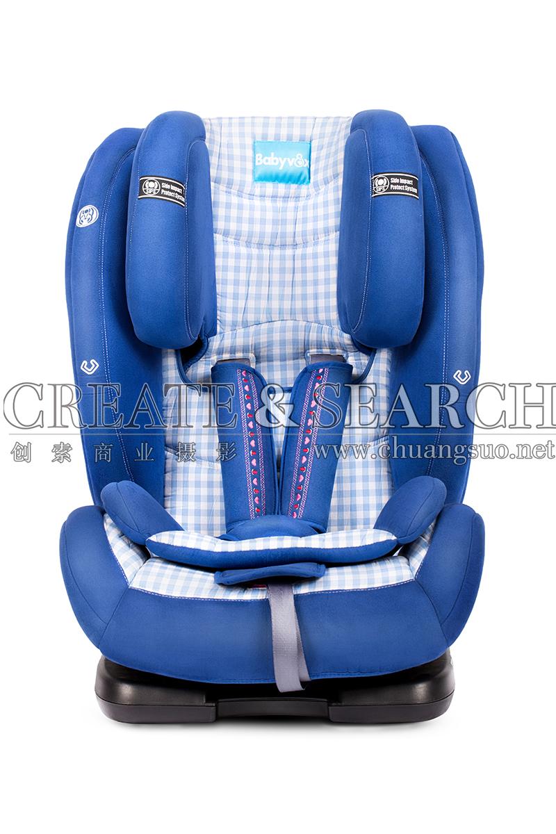 安全座椅摄影