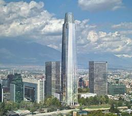 智利圣地亚哥可斯塔内拉中心