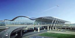 上海浦东机场T2航站楼