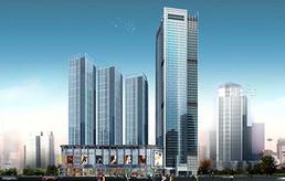 天津和黄地铁广场