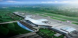 长沙黄花国际机场新航站楼
