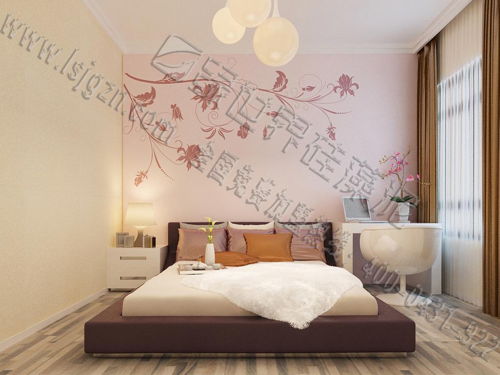 优雅又迷人的淡粉色,使人更加喜欢独处在自己的小小空间里。