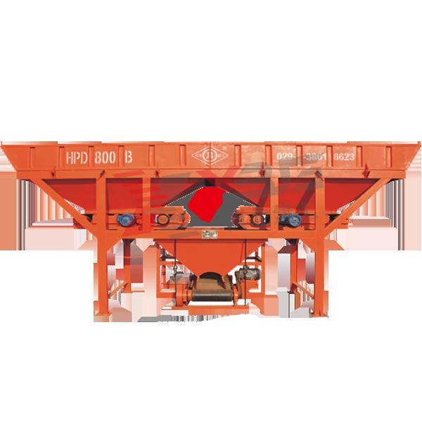 HPD800B混凝土配料机