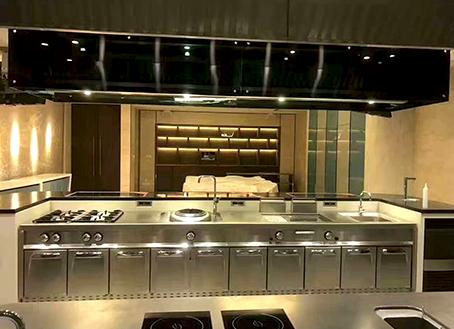 酒楼厨房工程项目