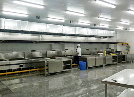 院校厨房工程项目