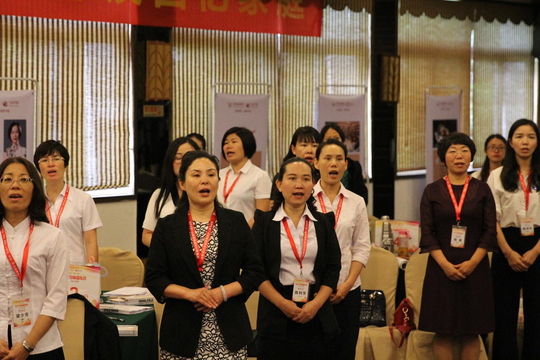 亲子导师训练营I阶段第8期惠州站