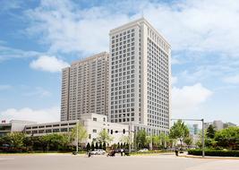 陕西省交通建设集团办公基地办公楼