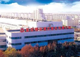 陕西彩色显像管总厂一期工程