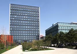 沣西新城总部经济园综合楼(2016年度manbetx官网电脑版)