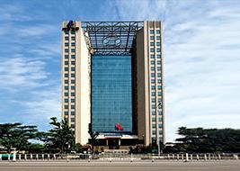 陕西彬长矿区办公基地办公大楼(2009年度manbetx官网电脑版)