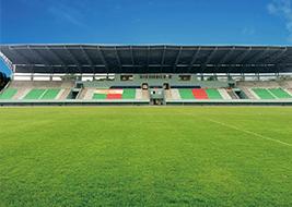非洲喀麦隆博雅体育场(海外工程)