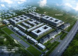 西安市公安局强制戒毒所及监管所(西安市重点项目,建筑面积12万㎡,造价5.3亿元)