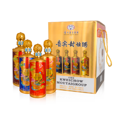 茅臺集團茅鄉貴賓封壇酒G20珍藏級