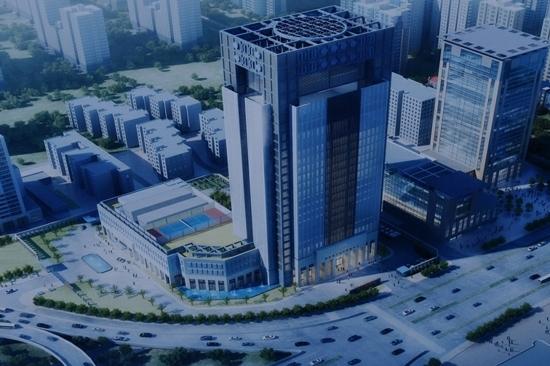 我凯发体育的网址陕西省政务和公安大数据中心项目举行开工启动