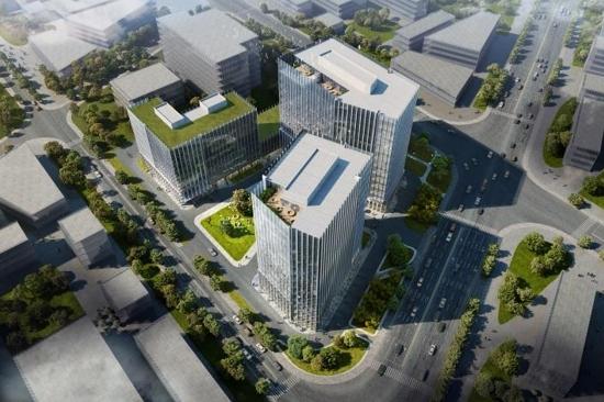 威迈斯(上海)研发中心及华东总部项目奠基,正式开工建设