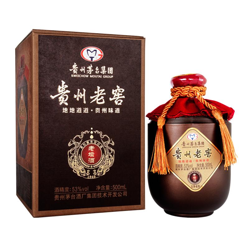 贵州老窖老坛酒